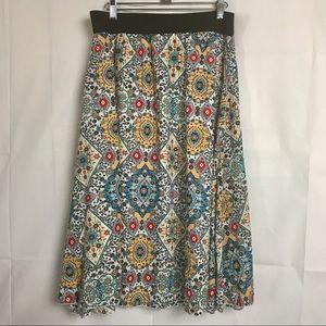 Lularoe Skirt Size Medium